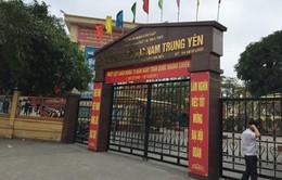 Hà Nội: Khai trừ Đảng nguyên Hiệu trưởng và Hiệu phó trường Tiểu học Nam Trung Yên