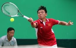 Lý Hoàng Nam dừng bước tại China F1 Futures