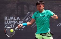 Lý Hoàng Nam đưa quần vợt Việt Nam lên nấc thang mới