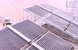 Ngành điện triển khai hệ thống nước nóng năng lượng Mặt trời
