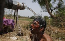 Nắng nóng hoành hành miền Bắc Ấn Độ