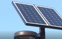 Tự chủ năng lượng nhờ điện mặt trời