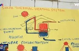 Biến chất thải thành năng lượng tái tạo