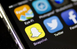 Snapchat trở thành đối thủ lớn cạnh tranh doanh thu quảng cáo với Facebook
