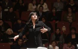 Đêm nhạc đặc biệt tại Hà Nội với sự góp mặt của nữ nhạc trưởng người Pháp