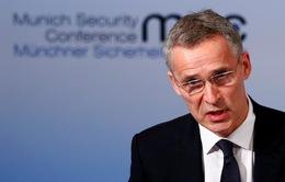 Tổng thư ký NATO tới Mỹ