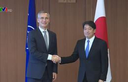 Hợp tác an ninh NATO - Nhật Bản