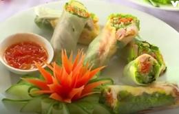 Lớp học nấu ăn dành cho người nước ngoài tại Nha Trang