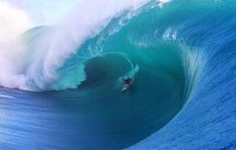 Giải đấu lướt sóng dành riêng cho người can đảm