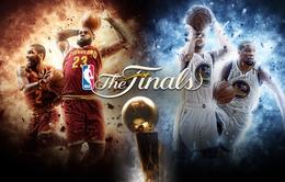 Lịch trực tiếp thể thao trên VTVcab từ 13/6-18/6: Nghẹt thở chung kết giải bóng rổ NBA 2017