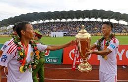 Sau 7 năm chờ đợi, CLB Nam Định đã trở lại V.League