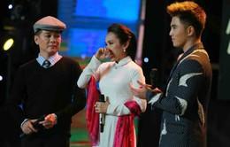 Con gái Chế Linh rơi nước mắt trên sóng truyền hình, Chi Pu đối đầu Trịnh Thăng Bình