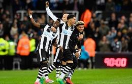 Newcastle United trở lại Premier League mùa giải tới