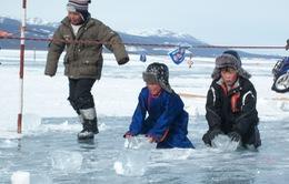 Lễ hội băng - Cách người Mông Cổ chào đón năm mới