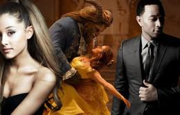 Ariana Grande, John Legend hòa giọng trong MV Người đẹp và quái vật
