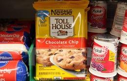 Nestlé giảm 10% đường trong bánh kẹo