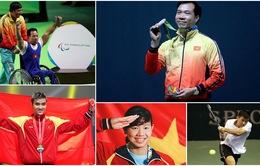 """Chương trình Tết Dương lịch 2017: """"Thể thao Việt Nam 2016 - Thăng hoa và lịch sử"""""""