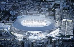 Khám phá sân mới đẹp như mơ của Tottenham bằng đồ họa 3D