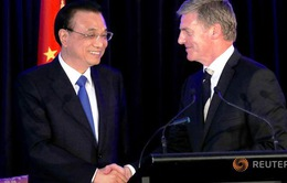 New Zealand - Trung Quốc tăng cường hợp tác
