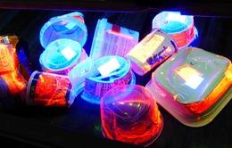 Anh: Đưa chất huỳnh quang vào nhãn plastic để tăng tỷ lệ tái chế