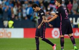 Chỉ trích trọng tài, Neymar bị treo giò 3 trận