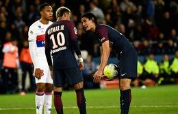 Bị cáo buộc xô xát với Neymar, Cavani chính thức lên tiếng