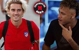 Lộ diện người thay thế Neymar ở Barcelona