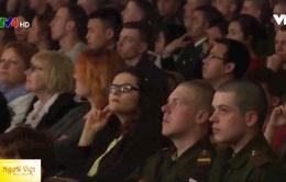 Đoàn kịch Nhà hát quân đội Việt Nam biểu diễn thành công tại LB Nga