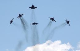 Nga kỷ niệm 105 năm ngày thành lập lực lượng không quân