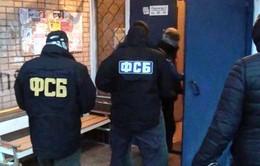 Nga ngăn chặn âm mưu tấn công khủng bố