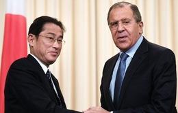 """Nga - Nhật đối thoại """"2+2"""" về an ninh"""