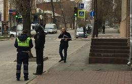 Nổ gần trường học tại Nga, 1 người bị thương