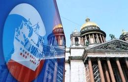 Diễn đàn Kinh tế Quốc tế Saint Petersburg chính thức khai mạc