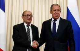 """Nga """"lấy làm tiếc"""" về lệnh trừng phạt mới của Mỹ"""