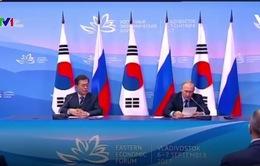 Hàn Quốc, Nga nỗ lực giải quyết vấn đề hạt nhân Triều Tiên