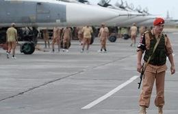Nga phủ nhận việc binh sĩ bị IS bắt giữ