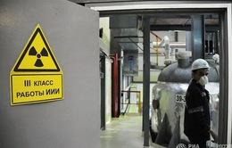 Nga điều tra ô nhiễm phóng xạ