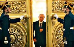 Đảng Nước Nga thống nhất ủng hộ Tổng thống Putin tái tranh cử
