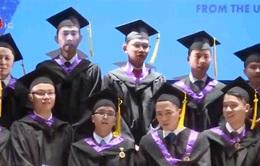 28 sinh viên Việt Nam tốt nghiệp ngành Nghiên cứu Hạt nhân tại Nga
