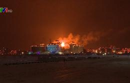 Nga triển khai dự án khai thác khí tự nhiên trị giá 27 tỷ USD