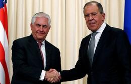 Ngoại trưởng Nga, Mỹ thảo luận về Syria, Ukraine