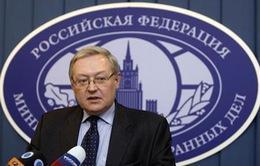 Nga, Mỹ muốn duy trì Hiệp ước thủ tiêu tên lửa tầm ngắn và trung