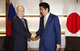 Nga, Nhật thảo luận về hợp tác kinh tế