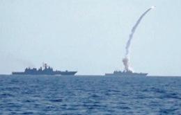 Nga tấn công các mục tiêu IS tại Syria