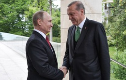Vượt qua khủng hoảng, Nga và Thổ Nhĩ Kỳ khôi phục quan hệ