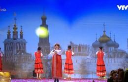 Trái tim nước Nga Xô Viết - Nơi hội tụ của tình bạn