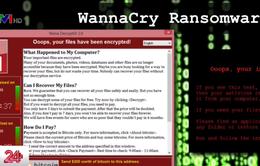 Chuyên gia máy tính tại Anh tìm ra cách chặn mã độc WannaCry