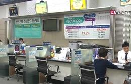 Những ngân hàng không dùng giấy tờ tại Hàn Quốc