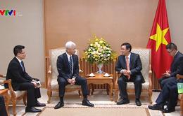 Khuyến khích các ngân hàng Nhật Bản đầu tư vào Việt Nam