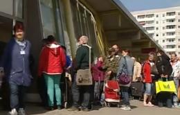 Ngân hàng thực phẩm dành cho người nghèo tại Berlin, Đức
